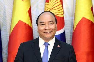 Lễ chuyển giao vai trò Chủ tịch ASEAN từ Thái Lan sang Việt Nam