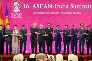 Ấn Độ sẽ hợp tác với ASEAN về trật tự ở biển Đông
