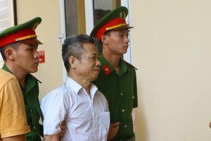 Đang xét xử cựu bí thư thị xã Bến Cát Nguyễn Hồng Khanh