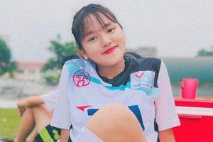 Nhan sắc cầu thủ sinh năm 2002 của tuyển U19 nữ Việt Nam