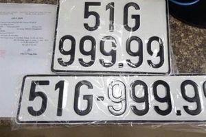 Chủ xe BMW 330i bấm được biển số 99999 là ai?