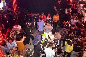 Đắk Lắk: Đột kích trong đêm phát hiện gần 100 đối tượng sử dụng ma túy