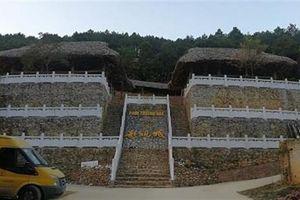 Nghi phim trường người Trung Quốc ở Lạng Sơn: Từng rầm rộ