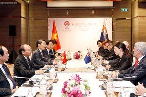 Đưa quan hệ Việt Nam - New Zealand lên một tầm cao mới