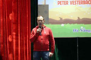Tỷ phú Peter Vesterbacka truyền lửa khởi nghiệp tại Đà Nẵng