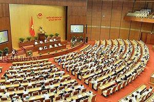 Tuần làm việc thứ 3 kỳ họp thứ 8 Quốc hội khóa XIV: Thủ tướng sẽ trả lời chất vấn