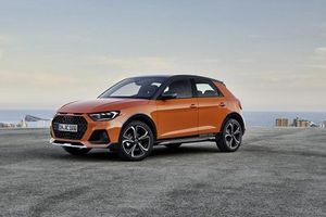 Xe sang cỡ nhỏ Audi A1 Citycarver 2020 từ 663 triệu đồng
