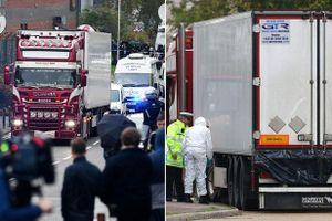 Nhiều người bị dọa giết sau vụ phát hiện 39 thi thể trong xe tải ở Essex