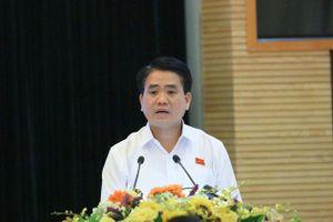 Vụ nước sạch sông Đà nhiễm dầu thải: Lãnh đạo Hà Nội nhận trách nhiệm