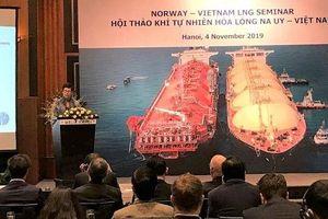 Na Uy sẵn sàng chuyển giao công nghệ khí thiên nhiên sạch nhất cho Việt Nam