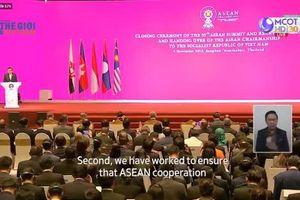Trực tiếp Lễ chuyển giao vai trò Chủ tịch ASEAN 2020 cho Việt Nam