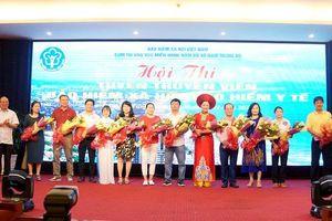 Hội thi Tuyên truyền viên bảo hiểm xã hội, bảo hiểm y tế khu vực miền Đông Nam bộ và Nam Trung bộ