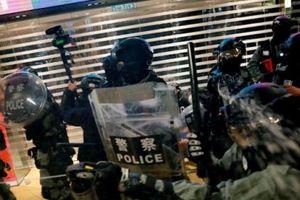 Tòa soạn Tân Hoa Xã ở Hong Kong bị tấn công