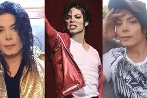Kêu gọi chàng trai kiểm tra ADN vì quá giống Michael Jackson
