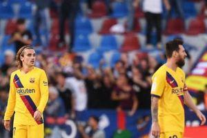Đây! Thống kê HLV Valverde sớm bị sa thải ở Barcelona