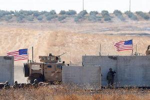 Đoàn xe quân sự Mỹ bị phiến quân do Thổ Nhĩ Kỳ hậu thuẫn tấn công