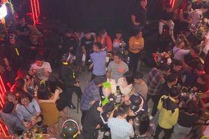 Đắk Lắk: Đột kích quán bar, bắt 9x cầm đầu đường dây ma túy