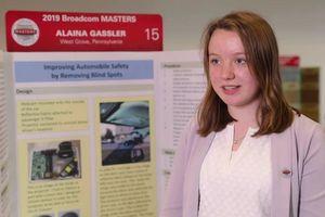 Phát minh của cô bé 14 tuổi cứu hàng triệu người đi xe hơi