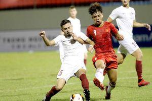 U21 Việt Nam thua cay đắng 1-2 trước U21 SV Nhật Bản trong trận đấu... thủ tục