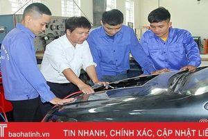 Học công nghệ ôtô cấp độ quốc tế tại Hà Tĩnh
