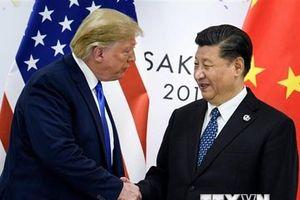 Lãnh đạo Mỹ-Trung duy trì liên lạc liên quan đến thỏa thuận thương mại