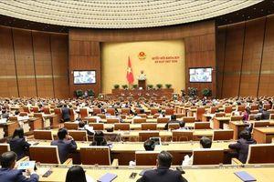 Kỳ họp thứ 8, Quốc hội khóa XIV: 4 nhóm vấn đề để đưa ra chất vấn và trả lời chất vấn