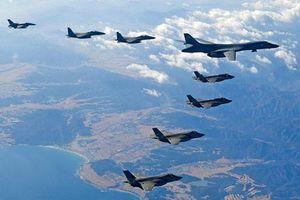 Mỹ - Hàn Quốc cân nhắc hủy tập trận không quân chung thường niên