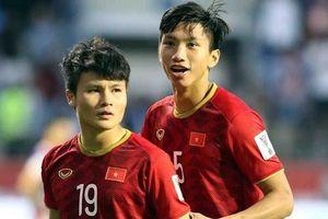 HLV Chung Hae Song, Văn Hậu và Quang Hải được vinh danh tại V-League 2019
