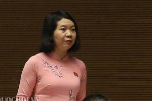 Đại biểu Quốc hội đề nghị làm rõ 'chính sách hình sự đặc biệt'