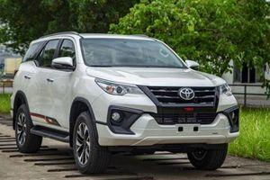 Bảng giá xe Toyota tháng 11/2019: Fortuner giảm trăm triệu, thúc đẩy tiêu dùng cuối năm