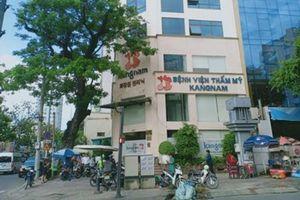 Kết luận của Sở Y tế TP. HCM vụ bệnh nhân tử vong sau khi căng da mặt tại Bệnh viện Thẩm mỹ Kangnam