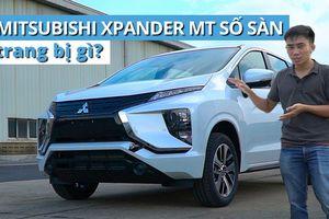 Giá rẻ hơn 70 triệu đồng, Mitsubishi Xpander số sàn trang bị những gì?