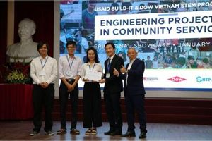 Dow Việt Nam lần thứ năm liên tiếp nhận giải thưởng đóng góp vì cộng đồng