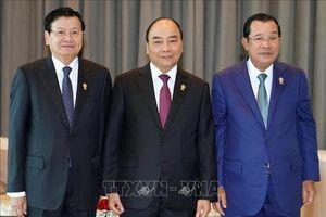 Các cuộc tiếp xúc bên lề của Thủ tướng Nguyễn Xuân Phúc tại Hội nghị Cấp cao ASEAN 35