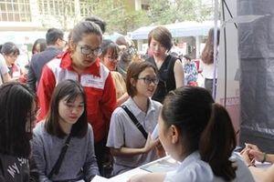 Tuyển dụng hơn 5.000 lao động trong ngày hội việc làm tại Hà Nội