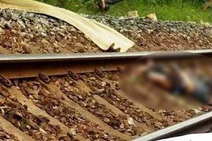 Băng qua đường sắt người đàn ông bị tàu hỏa tông tử vong