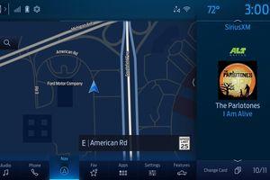 Ford sẽ có hệ thống thông tin giải trí SYNC 4 mới