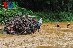 Đã tìm thấy nạn nhân mất tích khi qua suối Thia, Yên Bái