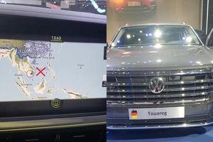 Xử lý nghiêm vụ xe ô tô Volkswagen có hình lưỡi bò phi pháp