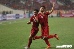 Tiền vệ U22 Việt Nam nhận lời khuyên từ Tuấn Anh, Xuân Trường