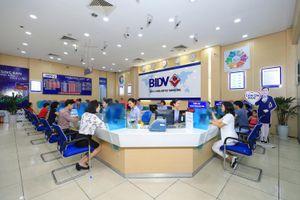 Ngân hàng BIDV phát hành 4.500 tỷ đồng trái phiếu