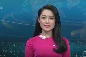 BTV trẻ nhất 'Bản tin thời sự' của VTV lấy chồng