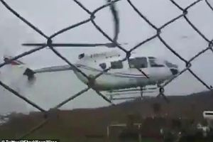 Trực thăng chở Tổng thống Bolivia phải hạ cánh khẩn cấp