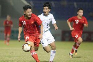 Cầu thủ U21 Việt Nam chờ ghi điểm với HLV Park Hang Seo