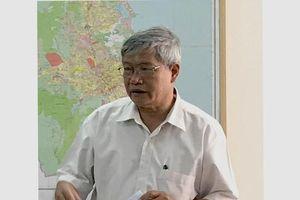 MTTQ tỉnh Bình Định tiếp đoàn cứu trợ của Tập đoàn FPT