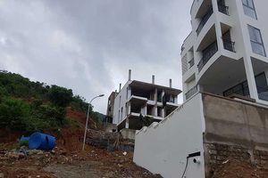 Dự án phá nát núi đồi ở Nha Trang