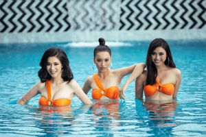 Người đẹp Hoa hậu Hoàn vũ Việt Nam 2019 nóng bỏng với bikini