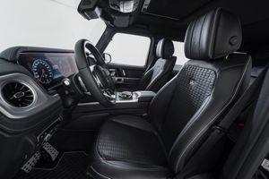 Mercedes G-Class với gói độ off-road Brabus Adventure