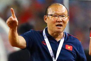 Báo Hàn: 'HLV Park nhận mức lương cao nhất lịch sử bóng đá Việt Nam'