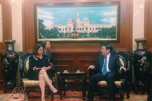 TP.HCM và Australia tăng cường hợp tác trên nhiều lĩnh vực